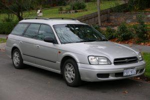 1999 Subaru Liberty (Legacy)