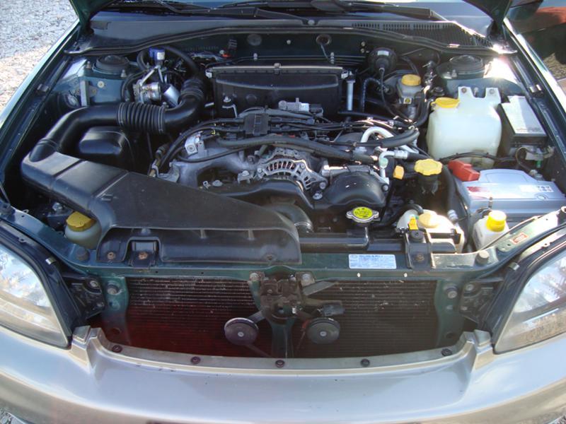 EJ25 in Subaru Outback/Legacy