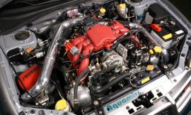 Tuning the Subaru EZ30 H6 Engine