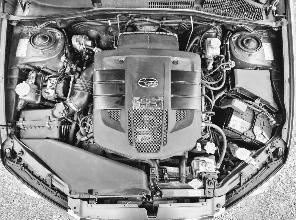 suabru ez30d engine