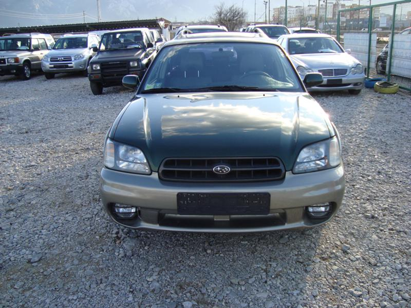 Subaru Outback 2002 Front
