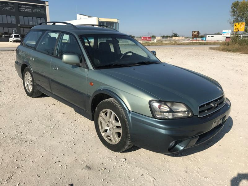 Subaru Outback 2002 Front Right