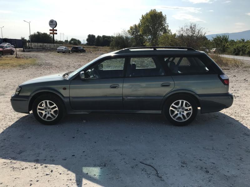 Subaru Outback 2002 Left Side1