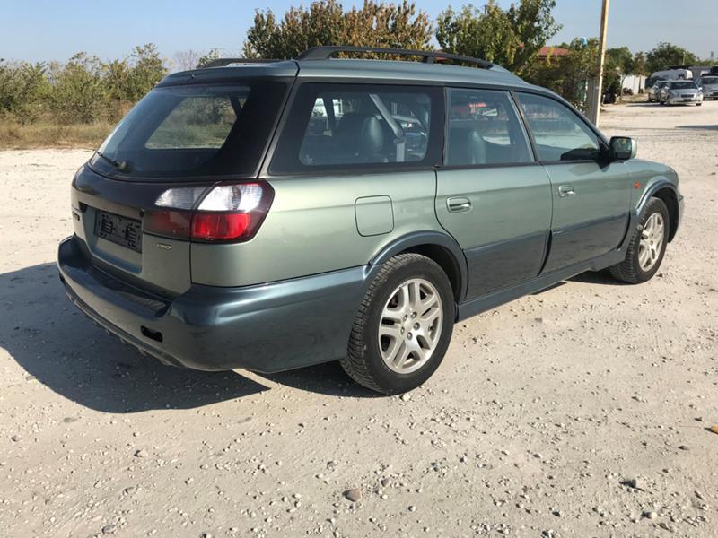 Subaru Outback 2002 Rear Right