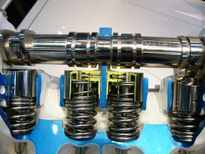 Subaru AVLS system cutaway.
