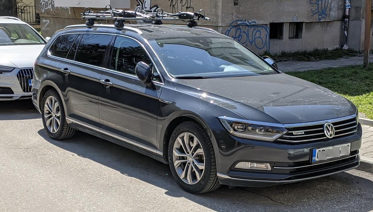 Volkswagen Passat B8 Overview